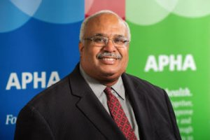 Georges Benjamin, MD, Executive Director, APHA