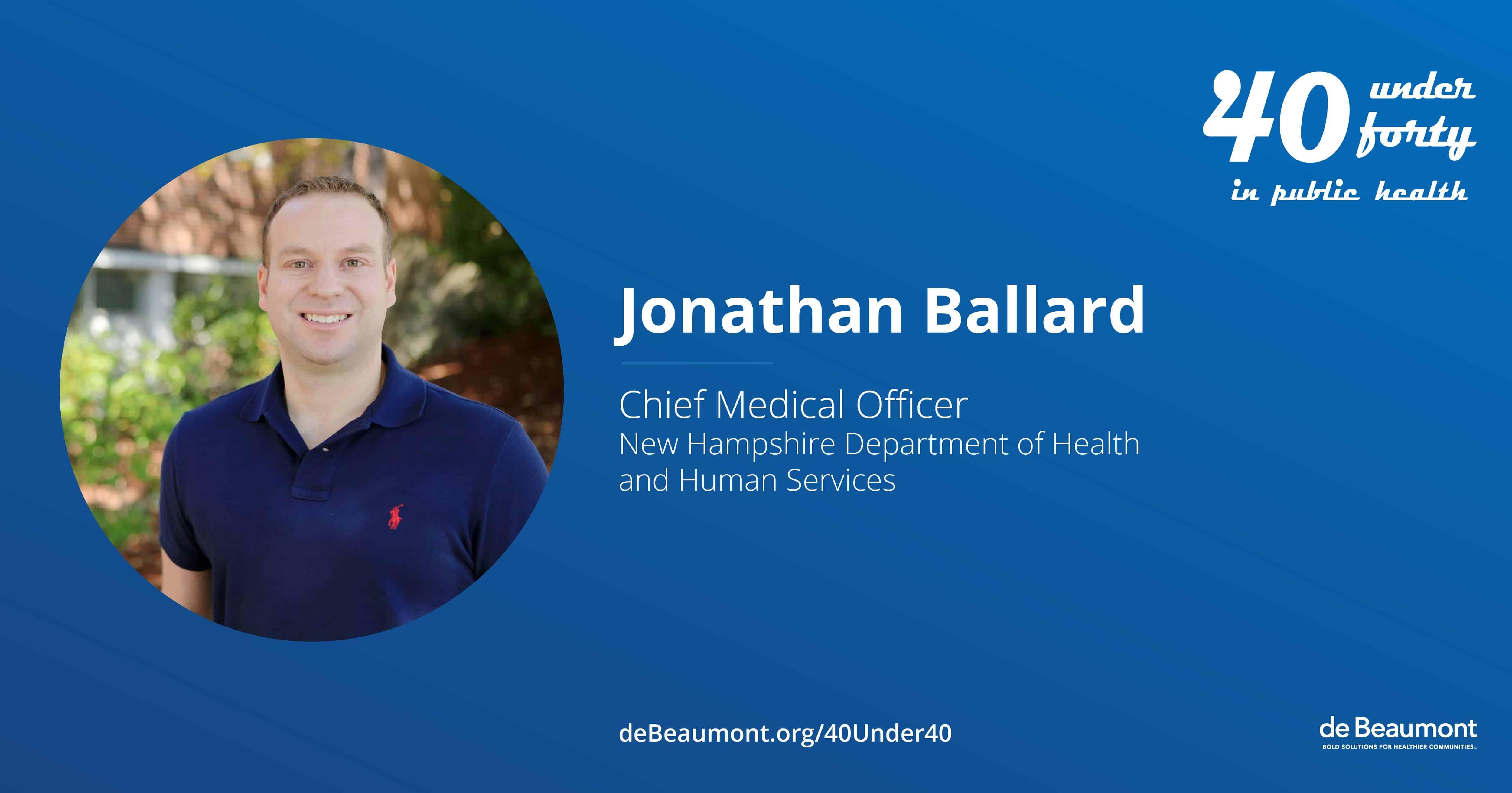 Jonathan Ballard - de Beaumont Foundation