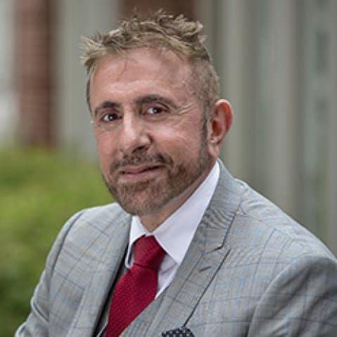Perry N. Halkitis, PhD, MS, MPH, Dean of the Rutgers School of Public Health